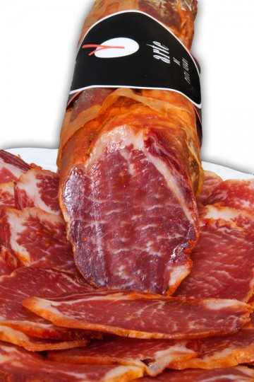Lomo de Bellota 100% Ibérico para degustar recién cortado