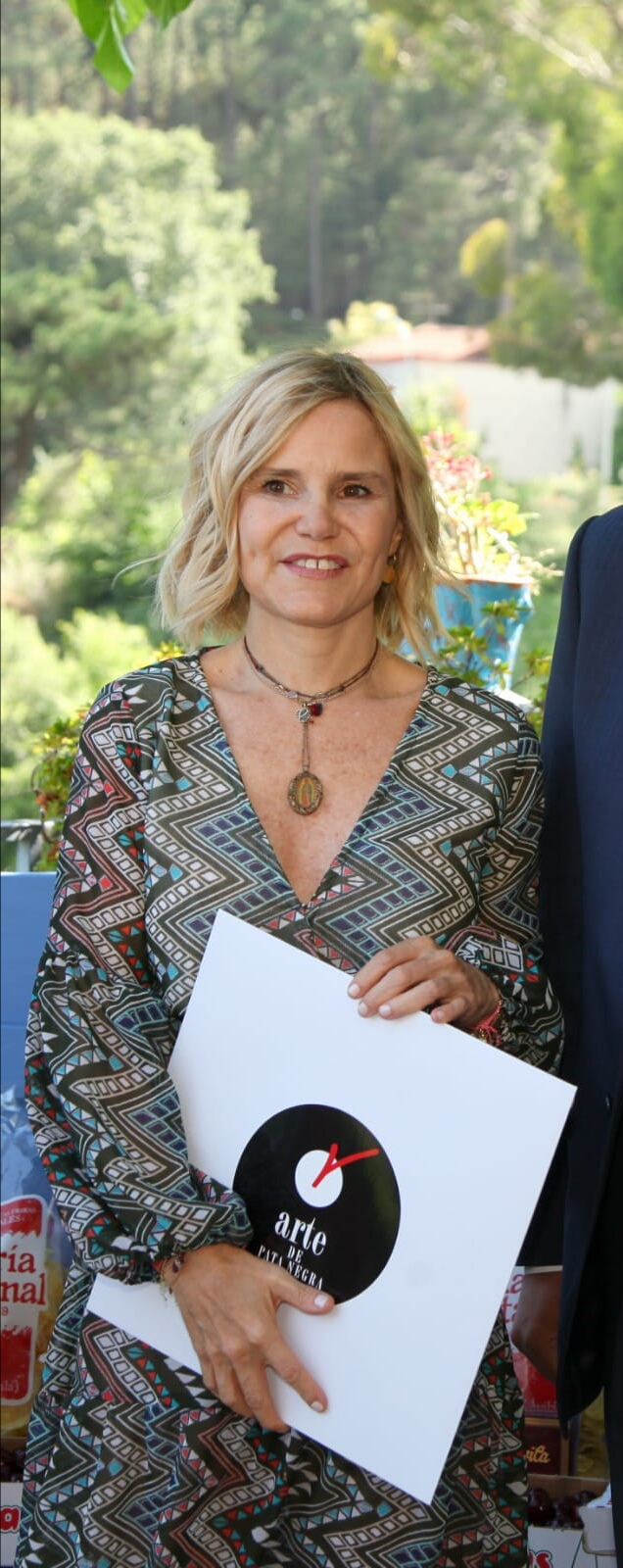 Premios Gredos 2018, Eugenia Martínez de Irujo