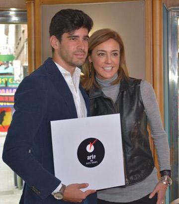 Premios Gredos 2016. 'LP de Jamón' para el torero Alberto López Simón