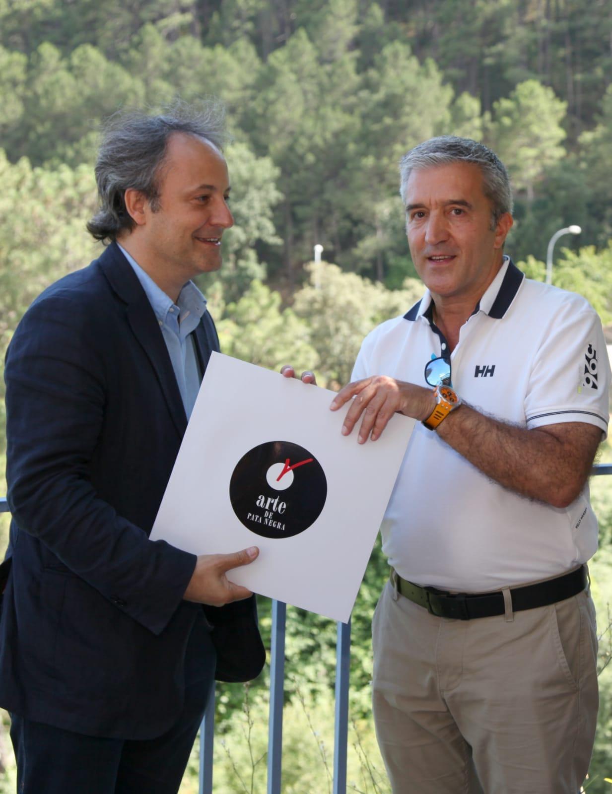 Premios Gredos 2018, Narcis Rebollo y José Miguel B. Mateos