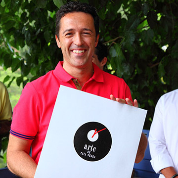 Premios Gredos 2015. LP de Jamón para Jacob Petrus